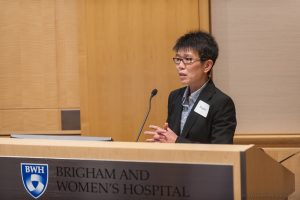 WOMEN IN MEDICINE AND SCIENCE SYMPOSIUM HELD OCTOBER 1 2018 BORNSTEIN FAMILY AMPHITHEATER AND PBB ROTUNDA