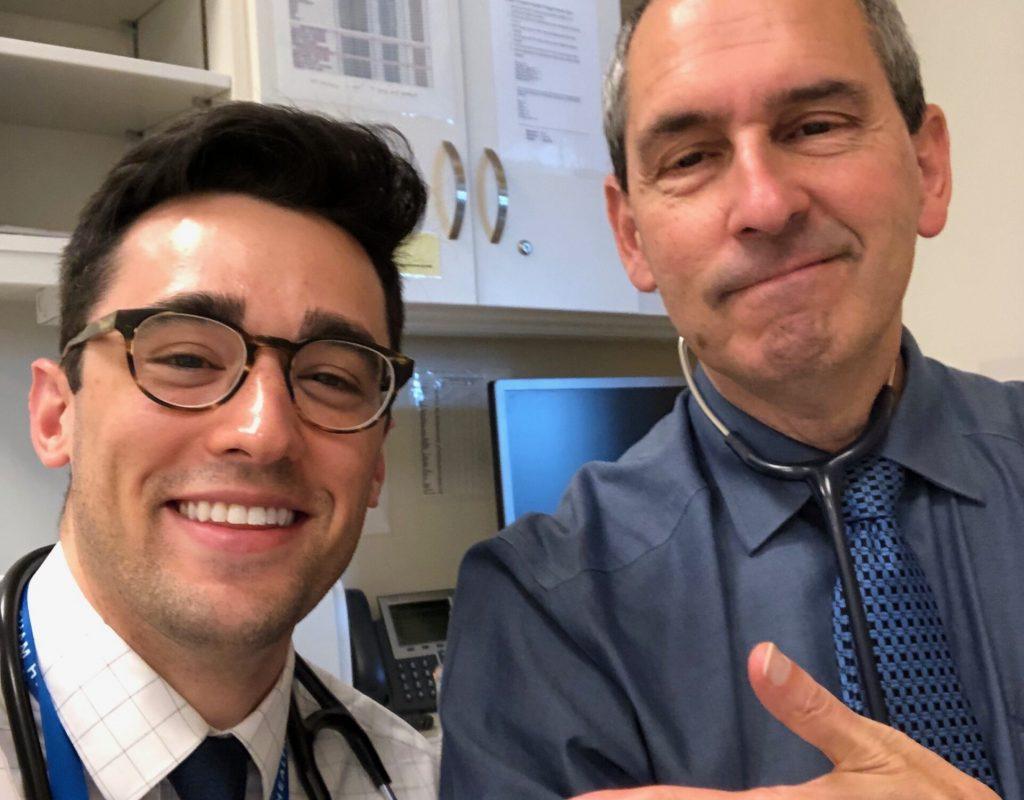 Erik + Dr. Joel Katz (1)