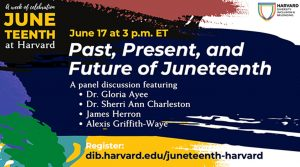Juneteenth Freedom Day: Past, Present and Future